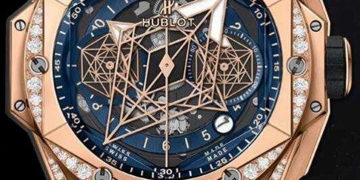 Hublot 411.JX.4802.RT Big Bang Unico Sapphire Replica watch