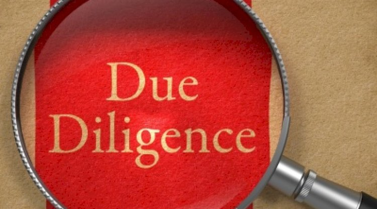 Doing Your Due Diligence - Active Pages
